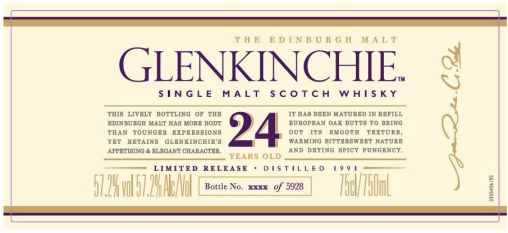 glenkinchie 24 sp 2016