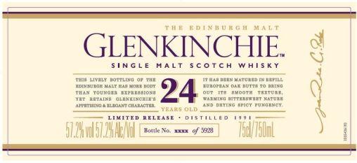 glenkinchie 24 sp 2016