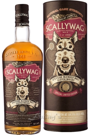 douglas laing scallywag cask strength batch #2
