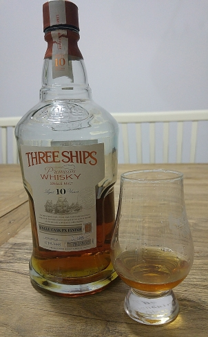 three ships 10yo px cask finish