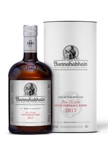 Bunnahabhain 2013 Moine Bordeaux Cask Finish