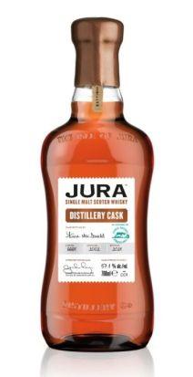 Jura Distillery Cask (57.1% ABV)